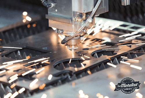 Le metalist sp cialiste de d coupe laser m tal et acier - Metal a la decoupe ...